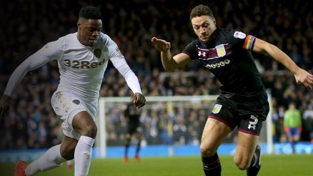 Leeds United 1-1 Aston Villa (Vòng 20 hạng nhất Anh 2017/18)