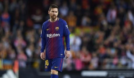 Hé lộ mức lương kỷ lục lịch sử mà Man City dùng chèo kéo Messi
