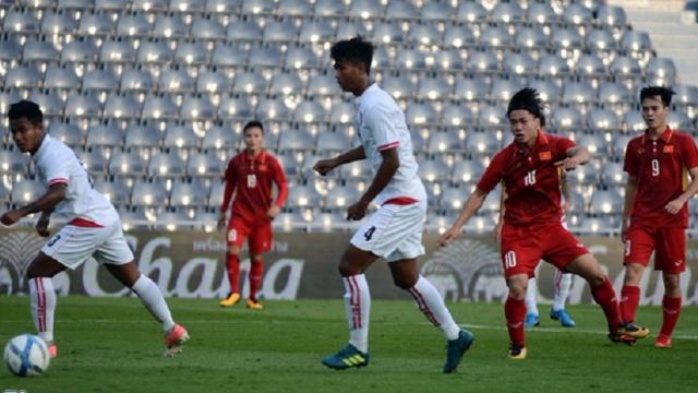 U23 Việt Nam 4-0 U23 Myanmar (Giải giao hữu M150)