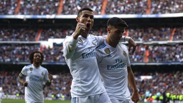 Real Madrid 5-0 Sevilla (Vòng 15 La Liga 2017/18)