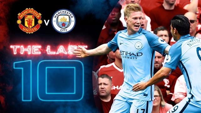 10 bàn thắng đẹp nhất vào lưới M.U của Man City