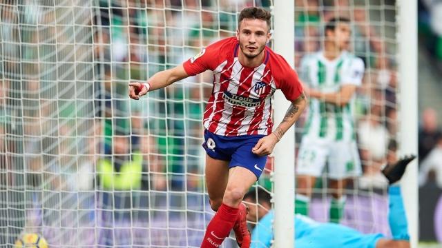 Real Betis 0-1 Atletico Madrid (Vòng 15 La Liga 2017/18)