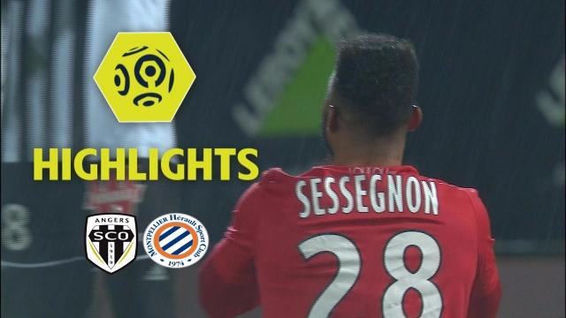 Angers 1-1 Montpellier (Vòng 17 Ligue 1 2017/18)