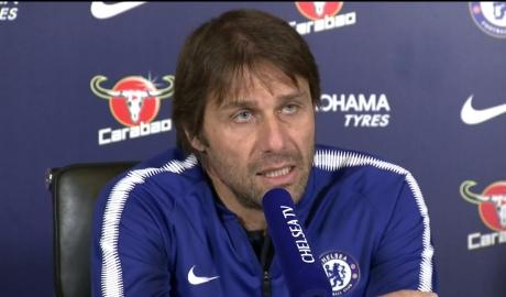 Conte lạc quan dù Chelsea đụng Barca