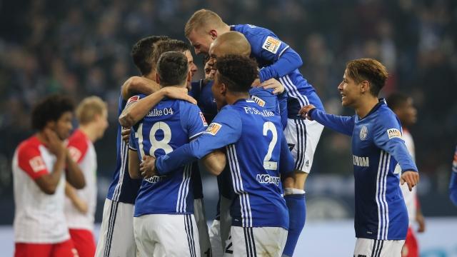 Schalke 04 3-2 Augsburg (Vòng 16 Bundesliga 2017/18)