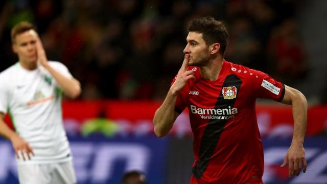 Bayer Leverkusen 1-0 Werder Bremen (Vòng 16 Bundesliga 2017/18)