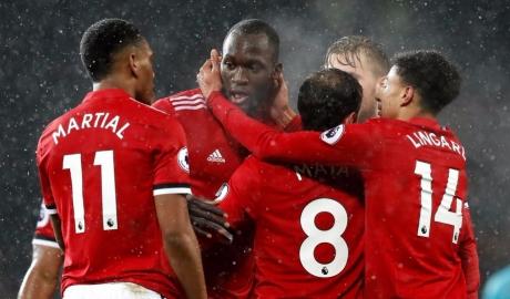 Lukaku ghi bàn duy nhất, Quỷ đỏ thắng trở lại