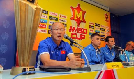 HLV Park Hang-seo nói gì sau thất bại trước U23 Uzbekistan?