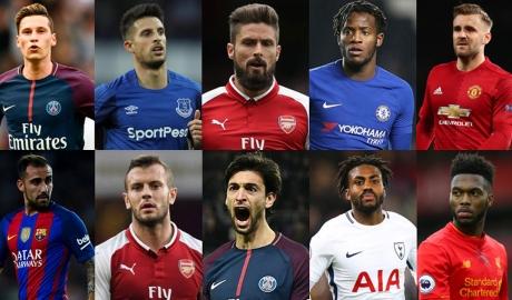Top 10 ngôi sao phải ra đi vì World Cup 2018