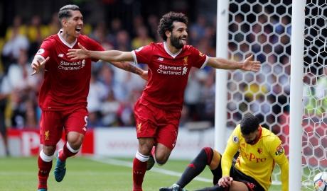 """Điều gì đang xảy ra với """"cỗ máy tấn công"""" của Liverpool?"""