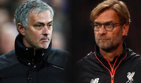 Klopp khuyên Mourinho đầu hàng Man City