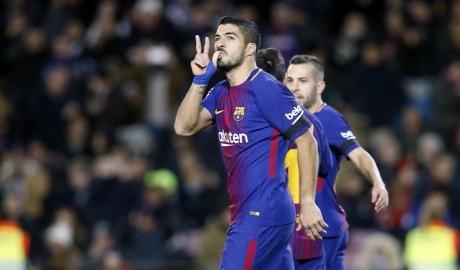 Barca vẫn đại thắng dù Messi