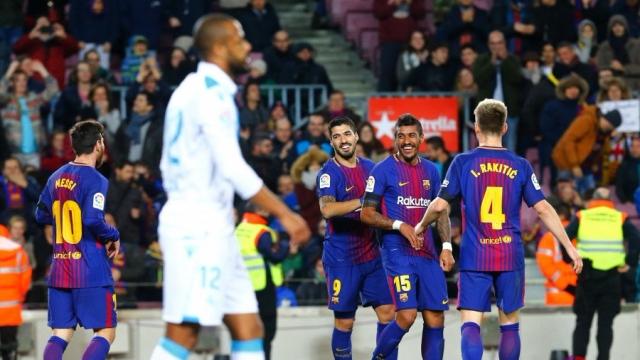 Barcelona 4-0 Deportivo (Vòng 16 La Liga 2017/18)