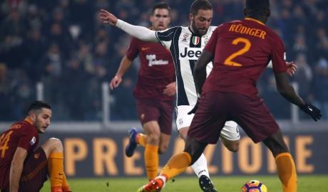 Đại chiến Juventus - AS Roma và những điều không phải ai cũng biết