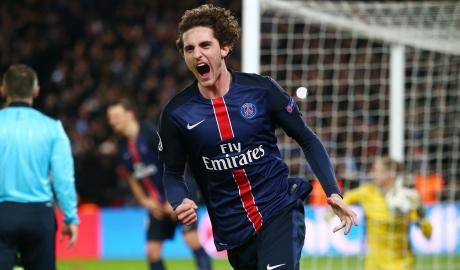 ĐHTB lượt đi Ligue 1: Mbappe vắng mặt, Rabiot đánh bật Verratti