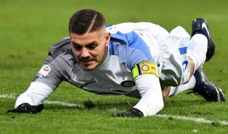 Icardi sút hỏng phạt đền, Inter thua trận thứ 2 liên tiếp