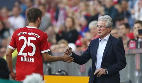 Bayern cần Heynckes lâu dài