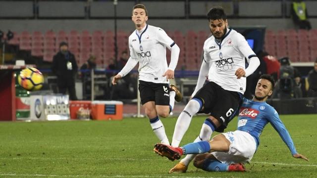 Napoli 1-2 Atalanta (Tứ kết Coppa Italia 2017/18)