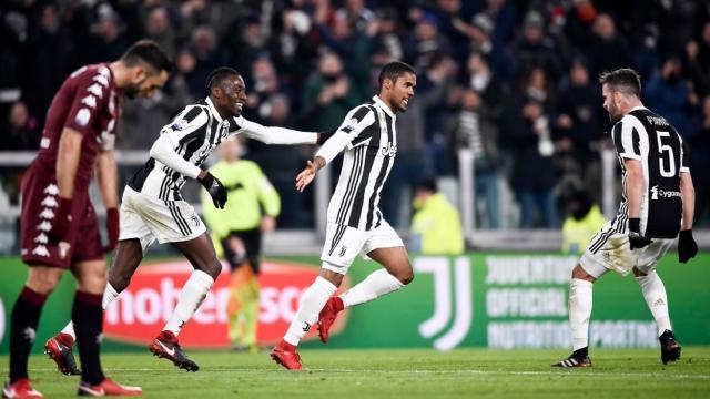 Juventus 2-0 Torino (Tứ kết Coppa Italia 2017/18)