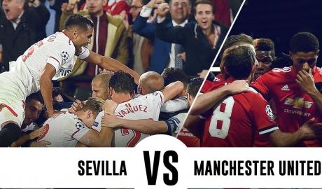 Bùng nổ cuộc chiến giá vé giữa M.U và Sevilla