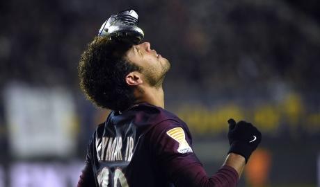 Neymar lập công, PSG vào bán kết Cup Liên đoàn Pháp