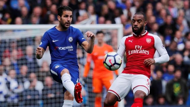 Chelsea 0-0 Arsenal (Bán kết lượt đi Cúp liên đoàn Anh 2017/18)