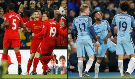 Liverpool đại chiến Man City, cơ hội cho M.U