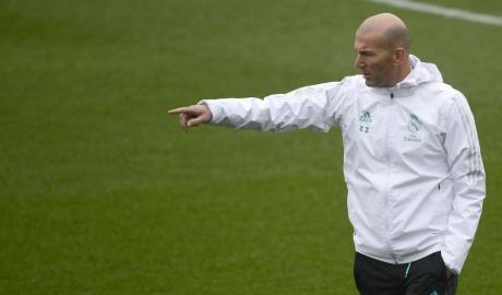 Lộ diện người sẽ thay thế Zidane dẫn dắt Real Madrid