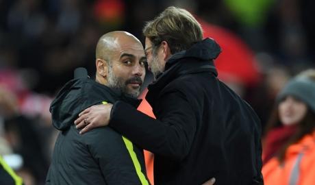 """Trước đại chiến với Liverpool, HLV Man City chơi """"tâm lý chiến"""""""