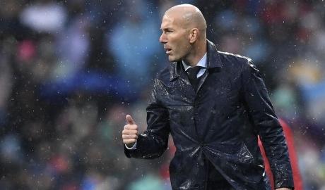 Juventus nhắm Zidane thay Allegri