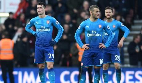 Arsenal: Cỗ pháo lỗi thời, có đạn bắn như không