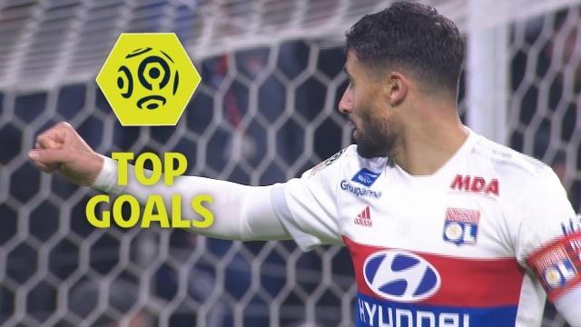 Ligue 1 2017/18: 5 bàn thắng đẹp nhất vòng 20