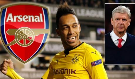 Túng quẫn, Arsenal quyết gây sốc với Aubameyang