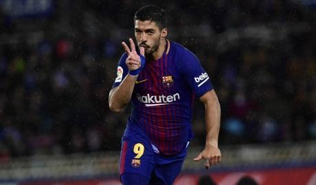 Suarez phiên bản hay nhất đã trở lại