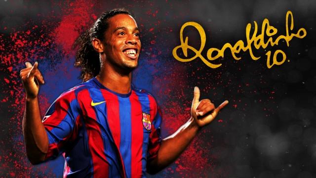 10 kỹ năng và bàn đẹp nhất trong sự nghiệp của Ronaldinho