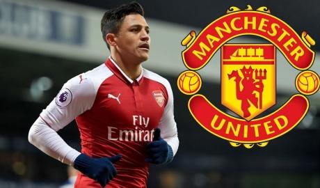 M.U đá với đội hình nào với Sanchez