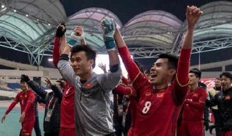 Việt Nam hạ Iraq trong loạt luân lưu, vào bán kết U23 châu Á