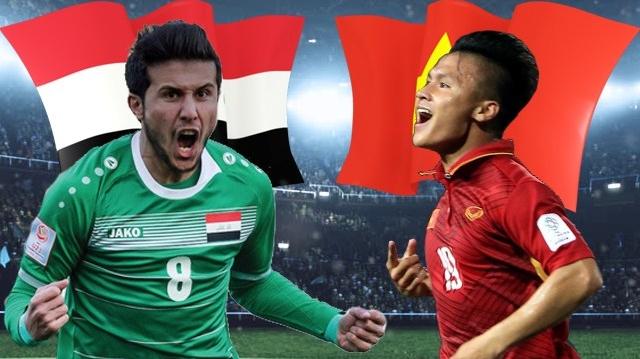 Nhận định bóng đá U23 Iraq vs U23 Việt Nam, 18h30 ngày 20/1 (Tứ kết giải U23 châu Á 2018)