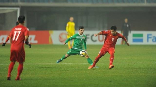 U23 Việt Nam 3-4 U23 Iraq (pen 5-3) (Tứ kết U23 châu Á 2018)