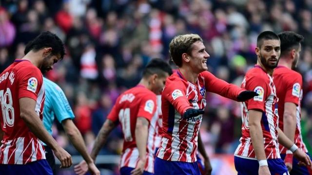 Atletico Madrid 1-1 Girona (Vòng 20 La Liga 2017/18)