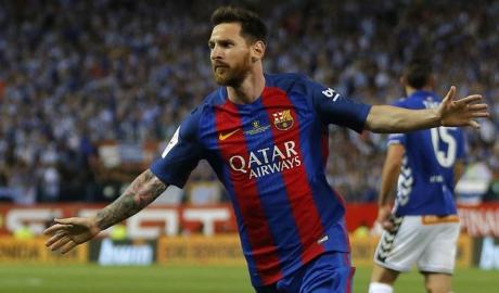 Nếu Barca là cơn bão, Messi sẽ là tâm bão