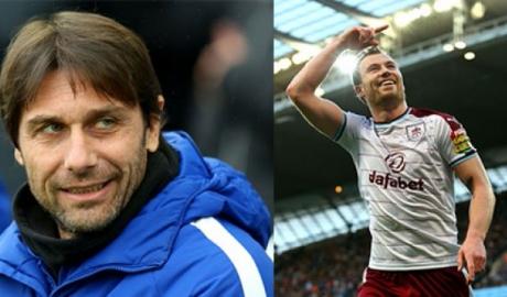Chelsea bất ngờ nhắm sao Burnley để nâng cấp hàng công