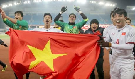 Khán giả châu Á tán dương U23 Việt Nam