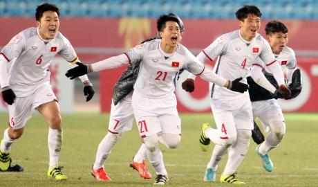 Infographic: Đây là nơi các cầu thủ U23 Việt Nam được ươm mầm