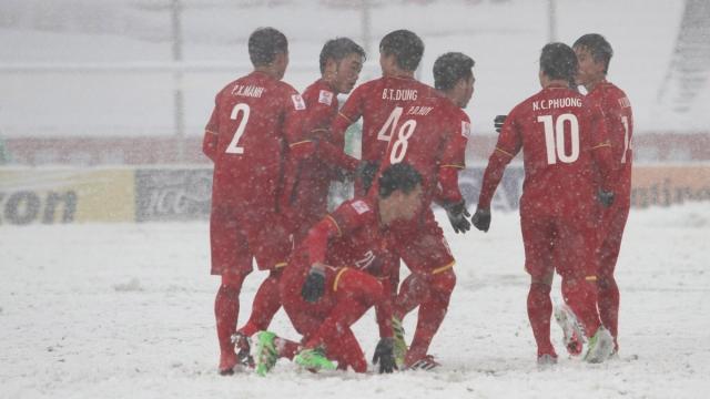 Việt Nam 1-2 Uzbekistan (Chung kết U23 châu Á 2018)