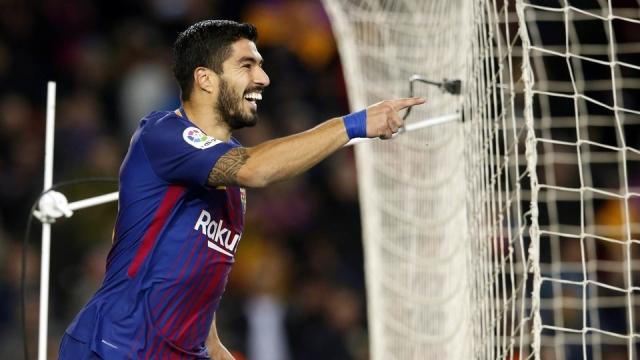 Barcelona 1-0 Valencia (Lượt đi bán kết Cup Nhà vua Tây Ban Nha 2017/18)