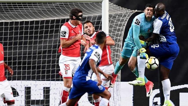 Nhận định bóng đá Porto vs Braga, 3h30 ngày 4/2 (Vòng 21 giải VĐQG Bồ Đào Nha 2017/18)