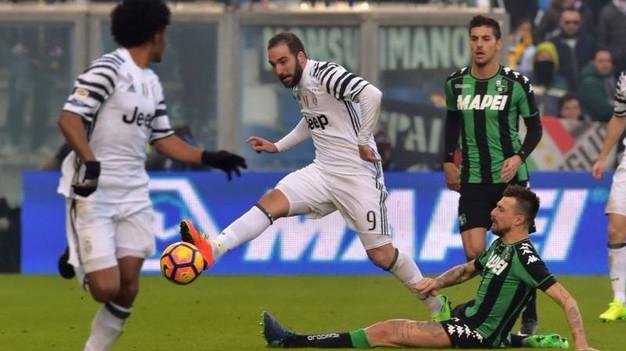 Nhận định bóng đá Juventus vs Sassuolo, 21h00 ngày 4/2 (Vòng 23 Serie A 2017/18)