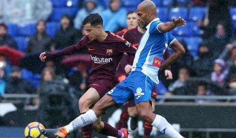 Coutinho: Ngày tái ngộ Espanyol không như kỳ vọng