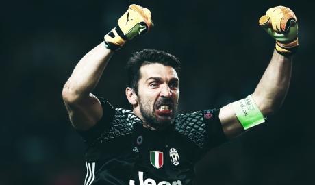 Buffon cán mốc lịch sử sau chiến thắng của Juventus